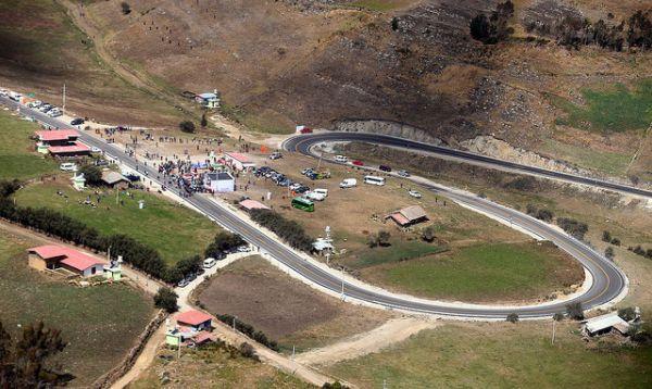 Se inauguró carretera Cajamarca–Celendín–Balsas con inversión de S/. 322.23 millones