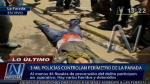 La Parada: Confirman dos muertos tras nuevo operativo - Noticias de enfrentamientos en la parada