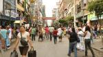 Gamarra no lograría ventas esperadas por Navidad - Noticias de enfrentamientos en la parada