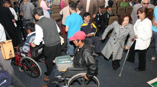 <b>Mejoras.</b> Brasil y Ecuador ya han adoptado medidas parecidas a la Ley General de la Persona con Discapacidad (Foto: USI)