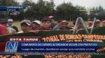 Cañaris: Comuneros en contra de proyecto minero enviarán comisión a Lima - Noticias de huancabamba