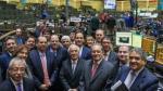 Más de 500 inversionistas de Nueva York y Chicago muestran interés en Perú - Noticias de roberto hoyle