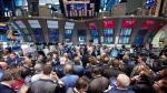 Wall Street cae por señales de debilidad de la economía - Noticias de chuck hagel