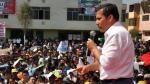 Ollanta Humala defiende la designación de Eda Rivas como canciller - Noticias de rafael roncagliolo