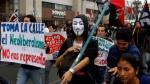 Humala pide sensatez mientras sigue la insatisfacción en el país - Noticias de mario huaman