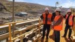 Chinalco Perú confirma que proyecto Toromocho iniciará operaciones a fin de año - Noticias de francisco sarmiento
