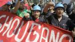Producción de Shougang se encuentra paralizada por huelga de 19 días - Noticias de raul vera