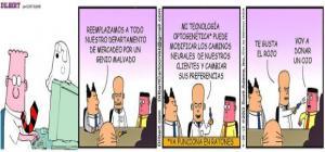 Dilbert 21 de Agosto de 2014
