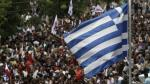 Grecia: Gobierno sobrevive a moción de censura - Noticias de partido amanecer dorado