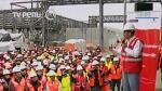 Chinalco inició producción de Toromocho con presencia de Ollanta Humala - Noticias de francis diaz