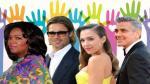 Estas son las 25 celebridades más caritativas del 2013 - Noticias de gary sinise