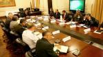 Ollanta Humala encabezó reunión del Consejo de Seguridad Nacional por fallo de La Haya - Noticias de flores villanueva