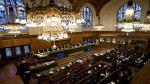 Corte de La Haya: a las 9 de la mañana se inicia la lectura del fallo del tribunal internacional - Noticias de cristian larroulet