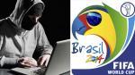 Cibercriminales estafan con falsas entradas a partidos de la Copa Mundial - Noticias de fabio vio