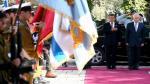 Así fue la visita oficial de Ollanta Humala a Israel y Palestina - Noticias de simon peres