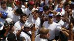 Leopoldo López pide seguir luchando para salida de Nicolás Maduro en Venezuela - Noticias de leopoldo alas