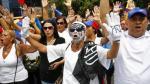 Cinco muertos ya dejan las protestas en Venezuela - Noticias de genesis carmona
