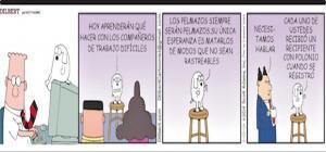 Dilbert 24 de de 2014