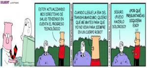 Dilbert 28 de de 2014