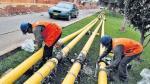 Cálidda propuso un alza de 18% en tarifas de gas natural - Noticias de jaime quintana