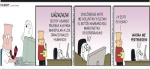 Dilbert 31 de de 2014