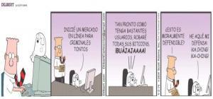 Dilbert 22 de de 2014