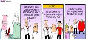 Dilbert 25 de de 2014