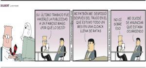 Dilbert 26 de Mayo de 2014