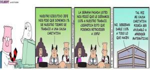 Dilbert 27 de Mayo de 2014