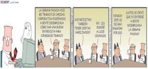 Dilbert 28 de Mayo de 2014