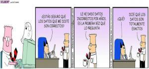 Dilbert 29 de Mayo de 2014