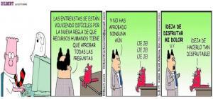 Dilbert 30 de Mayo de 2014