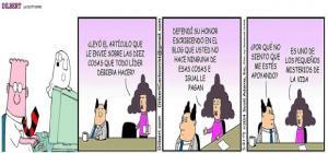 Dilbert 05 de Junio de 2014