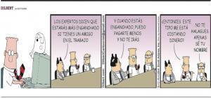 Dilbert 09 de Junio de 2014