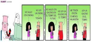 Dilbert 11 de Junio de 2014