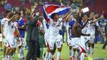 El éxito de Costa Rica y el inesperado premio para Lotto - Noticias de andres iniesta