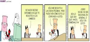 Dilbert 04 de Julio de 2014