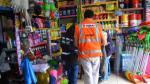 Sunat interviene dos almacenes clandestinos con 60 TM de insumos químicos para drogas ilegales - Noticias de elaboración de drogas ilícitas