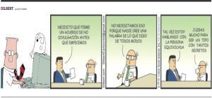 Dilbert 07 de Julio de 2014