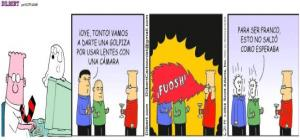 Dilbert 09 de Julio de 2014