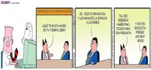 Dilbert 11 de Julio de 2014