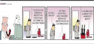 Dilbert 14 de Julio de 2014