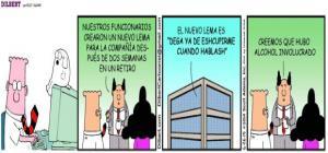 Dilbert 15 de Julio de 2014