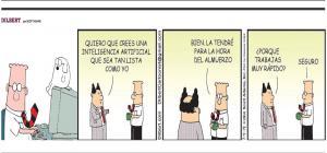Dilbert 21 de Julio de 2014