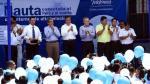 Telefónica inauguró Internet de alta velocidad y telefonía móvil 3G en Nauta - Noticias de darwin grandez