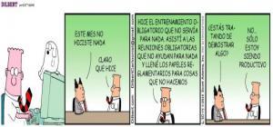 Dilbert 25 de Julio de 2014