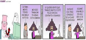 Dilbert 30 de Julio de 2014
