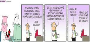 Dilbert 31 de Julio de 2014