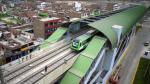 Línea 2 del Metro de Lima tiene la energía asegurada - Noticias de consorcio tren electrico lima