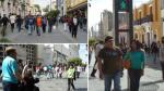 Más de 3,600 personas mueren al año en el Perú por accidentes de tránsito - Noticias de contaminación del aire